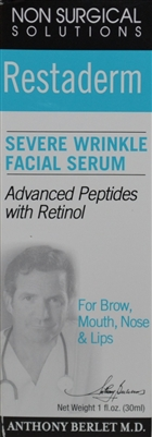 Anthony Berlet M.D. RESTADERM Severe Wrinkle Facial Serum 1 Oz
