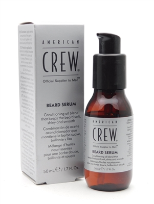 American Crew Beard Serum Conditioning Oil Blend 1.7 fl oz