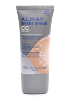 Almay Smart Shade CC Cream Complexion Corrector SPF15 , 300 Medium 1 fl oz