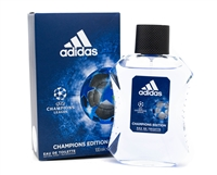 Adidas CHAMPIONS EDITION Eau de Toilette Spray  3.4 fl oz