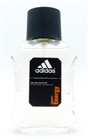 Adidas Deep Energy Eau de Toilette 1.7 Fl Oz. (New, No Box)
