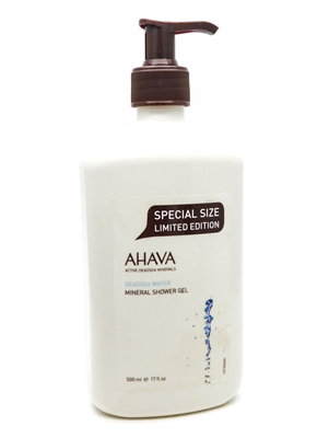 Ahava DeadSea Water Mineral Shower Gel  17 fl oz