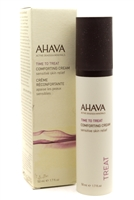 Ahava DeadSea Water TIME TO TREAT Comforting Cream  1.7 fl oz