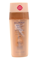 Almay Healthy Glow Makeup + Gradual Self Tan  SPF20 100 Light   1 fl oz