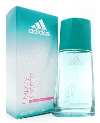 adidas Happy Game Eau De Toilette 1 Fl Oz.