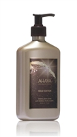 Ahava Gold Edition Mineral Body Lotion 17 Oz
