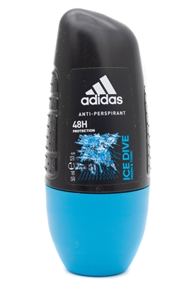 Adidas ICE DIVE 48h Roll-On Anti-Perspirant   1.7  fl oz