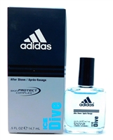 Adidas ICE DIVE After Shave .5 Fl Oz.