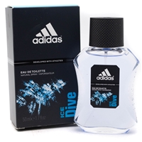 Adidas ICE DIVE Eau de Toilette Spray  1.7 fl oz