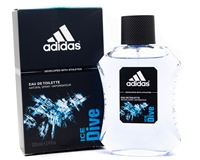 Adidas ICE DIVE Eau de Toilette Spray  3.4 fl oz