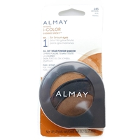 Almay Intense i-Color Evening Smoky NO.1 for brown eyes 145 Browns .2 Oz.