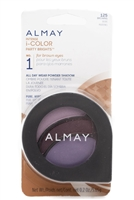 Almay Intense i-Color Party Brights NO.1 for brown eyes 125 Browns .2 Oz.