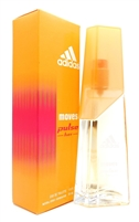 adidas Moves Pulse Her Eau De Toilette 1 Fl Oz.