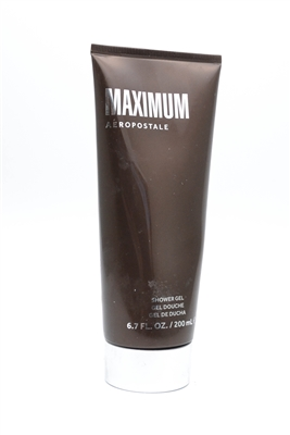 Aeropostale MAXIMUM Shower Gel 6.7 fl oz