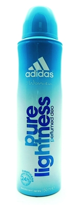 adidas Pure Lightness Perfumed Deodorant Spray 150 mL.