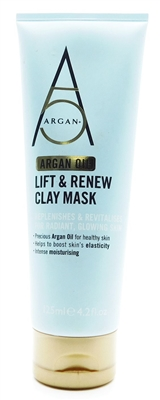 Argan Plus Lift & Renew Clay Mask 4.2 Fl Oz.