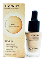Algenist REVEAL Concentrated Luminizing Drops PEARL .5 Fl Oz.