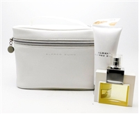 Alfred Sung Always Bag Set: Eau De Parfum Spray 1.7 Fl Oz., Luminous Body Lotion 3.3 Fl Oz.