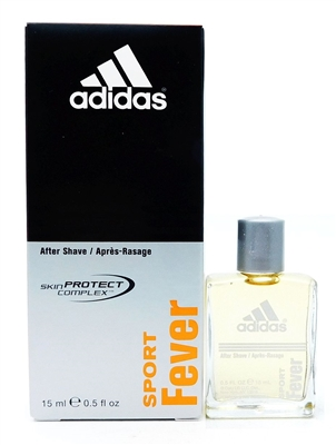 Adidas Sport Fever After Shave .5 Fl Oz.
