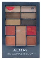 Almay The Complete Look 200 Medium: Shadow .04 Oz., Blush .13 Oz., Lipstick .03 Oz., Lip Gloss .03 Oz.