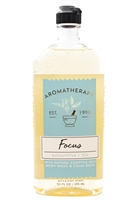 Bath & Body Works  FOCUS Aromatherapy Eucalyptus + Tea Body Wash & Foam Bath  10 fl oz