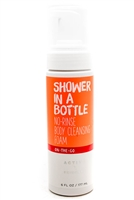 Bath & Body Works Active Skincare Shower in a Bottle No Rinse Body Cleanser  6 fl oz