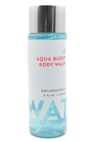 Bath & Body Works AQUA BURST Body Wash  8 fl oz