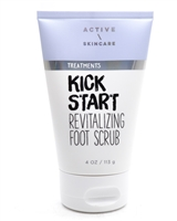 Bath & Body Works Active Skincare Kick Start Revitalizing Foot Scrub  4oz