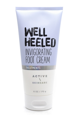Bath & Body Works Active Skincare Well Heeled Invigorating Foot Cream  6oz