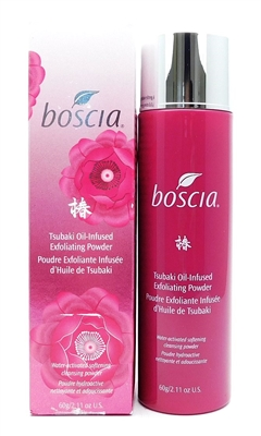 Boscia Tsubaki Oil Infused Exfoliating Powder 2.11 Oz.