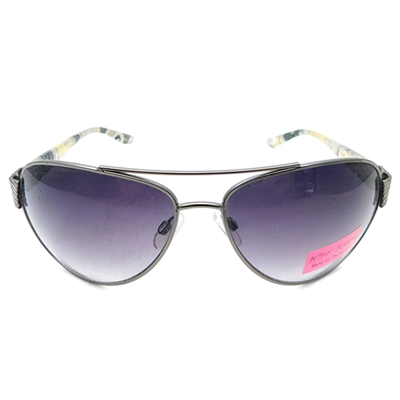 Betsey Johnson Leopard Print Sunglasses