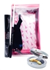 BOURJOIS La Petite Black Dress Eye-sentials: Mascara 2x .20 Oz., Eye Pencil.035 Oz., Eyeshadow Trio .1 Oz.