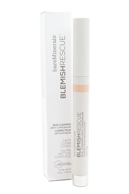 Bare Minerals Blemish Rescue Skin-Clearing Spot Concealer, Light 2W  .06oz