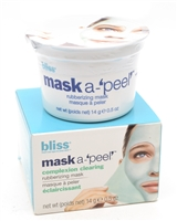 bliss Mask A-'Peel' Complexion Clearing Rubberizing Mask  .5oz