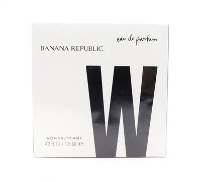 Banana Republic W Eau De Parfum woman 4.2 Fl Oz.