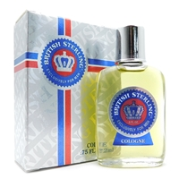 British Sterling Cologne .75 Fl Oz.