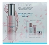 By Terry Cellularose Hydradiance Serum Set: Hydradiance Serum 1 Fl Oz., Hydradiance Dailycare .24 Oz., Hydradiance Eye Contour .17 Oz., Micellar Water Cleanser 1.01 Fl Oz.