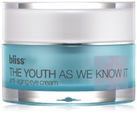 Bliss THE YOUTH as we know it Anti-Aging Eye Cream .5 Oz
