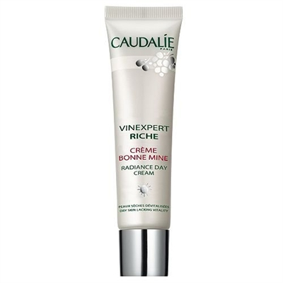 Caudalie Vinexpert Riche Radiance Day Cream  1 Oz