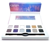 cargo Getaway Eye Shadow Palette: 12 Shadows (each .03 Oz.), Dual Ended Brush