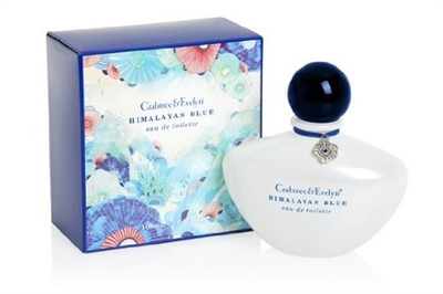 Crabtree & Evelyn Himalayan Blue Eau de Toilette 3.4 Oz