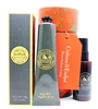 Crabtree & Evelyn West Indian Lime Set: Shave Cream 1.8 Oz., After Shave Balm 1.7 Fl Oz.