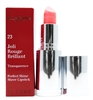 Clarins Joli Rouge Brillant Perfect Shine Sheer Lipstick  23 Rose Petal  .1 Oz.