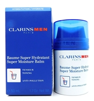 Clarins Men Super Moisture Balm 1.7 Oz.