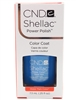 CND Shellac Brand 14+ Day Nail Color Color Coat, Water Park  .25 fl oz
