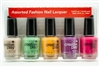 CND Creative Play Nail Lacquer set of 5: Base Coat, You've Got Kale, Apricot In The Act,Orchid You Not, Peony Ride  .46 fl oz each