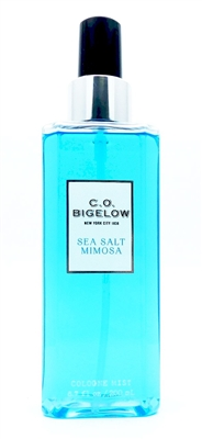 C.O. Bigelow Sea Salt Mimosa Cologne Mist 6.7 Fl Oz.