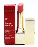 Clarins Rouge Prodige True-Hold Colour & Shine Lipstick 116 coral tulip .1 Oz.