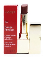 Clarins Rouge Prodige True-Hold Colour & Shine Lipstick 127 redwood .1 Oz.