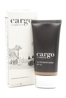 Cargo Tinted Moisturizer SPF20, Protects and Hydrates while Perfecting the Look of Skin,  Bisque  1.7oz